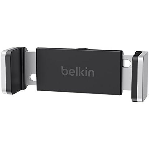 Belkin F8M879bt - Soporte de móvil para rejilla de ventilación rota 360 grados, sujeción segura, gestión de cableado compatible con Samsung Galaxy S7 y S7 edge