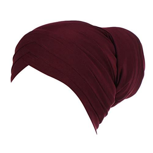 CixNy Turban Hüte, Beanie Schal Kopfbedeckung Kopftuch Fedora Hut Handgefertigt Krebs Chemo Mode...