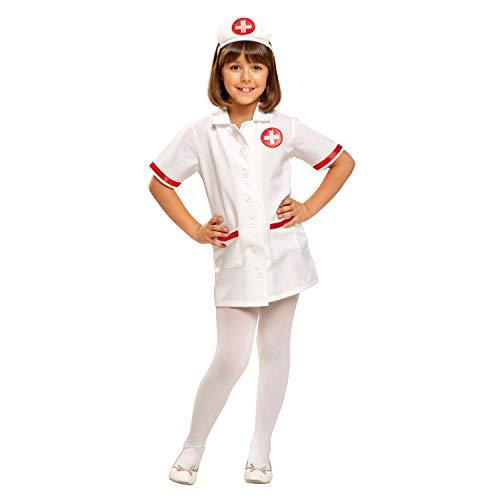 My Other Me Kostüm Krankenschwester, Größe 5–6Jahre (viving Costumes ()
