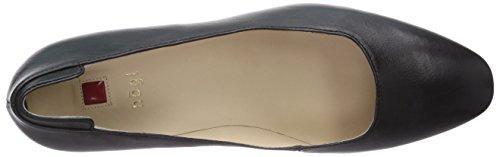 Högl - Scarpe col tacco 9-124500-0100, Donna Nero (Schwarz (0100))