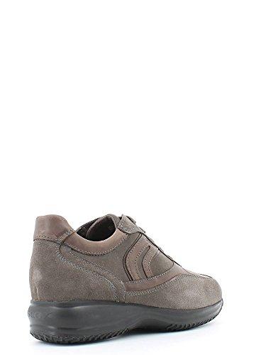 Geox Herren Happy Sneaker Grau - Gris - gris