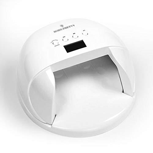 GCFMJD Secador uñas portátil Aire luz LED Esmalte