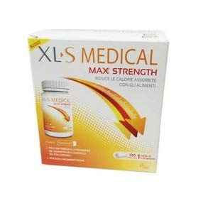 Xls Medical Max Strenght 120Cpr