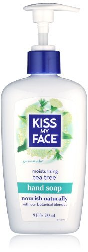 kiss-my-face-moisture-liquid-hand-soap-germsaside-tea-tree-9-ounce-pumps-by-kiss-my-face