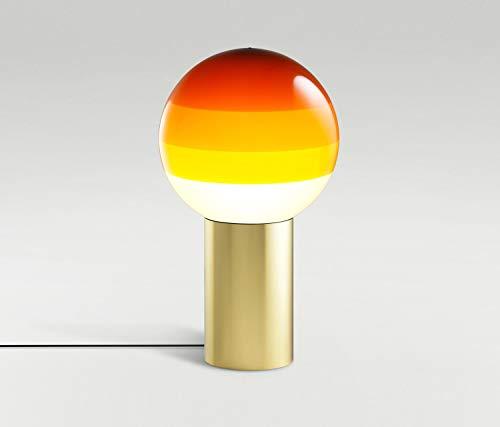 Marset-Dipping Light-Lámpara de mesa, ámbar