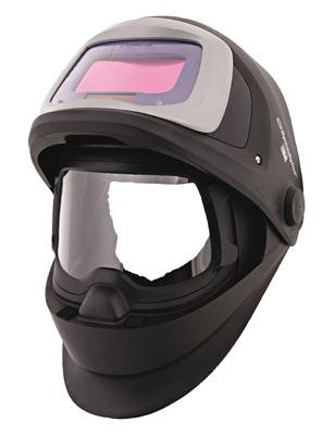 3M Speedglas 9100FX Helm mit 9100V Auto-Verdunkelung Filter Schatten 5/8/9-13 - EU / UK