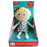 Charlie & Lola - Large Boxed Lola Rag Doll