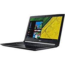 Acer Aspire A515-51 15.6-inch Laptop (Intel Core I3-7130U Processor/4GB RAM/2TB HDD/Elinux/Intel HD Graphics 620), Black