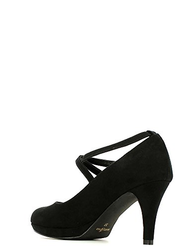 GRACE SHOES 6054 Decollete' Donna Nero