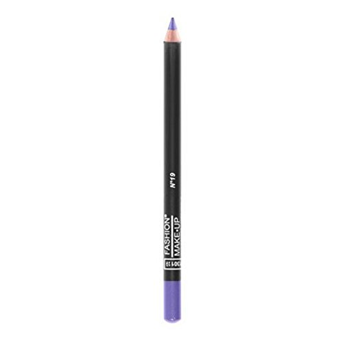 FASHION MAKE UP - Maquillage Yeux - Crayon Bois - N° 19 Lilas