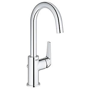 Grohe Flow Stand – Grifo de lavabo de 1/2″ Tamaño L (Ref. 23753000)