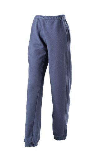 Pantalon jogging non déformable Pantalon jogging Femme Navy
