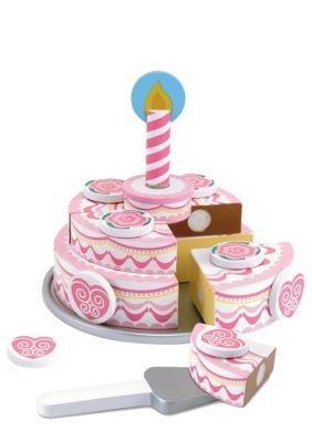 Triple-Layer Party Cake - Triple Layer Cake