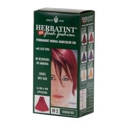 Herbatint Haircolor Kit Flash Fashion Crimson Red FF2 - 1 Kit - Pack of 1 by Herbatint