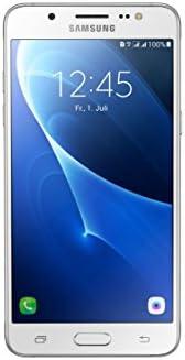 Samsung Galaxy J5 (2016) - Smartphone libre Android (5.2'', 13 MP, 2 GB RAM, 16 GB, 4G), color blanco