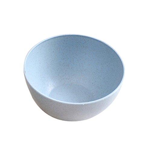 display08 respectueux de l'environnement de blé Paille Enfant Riz Nouilles Saladier Ménage Vaisselle