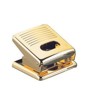 Locher - 23-Karat vergoldet