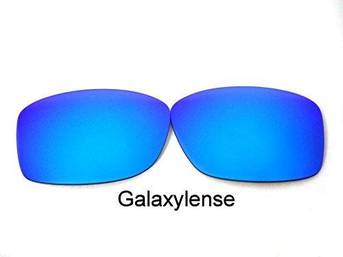 Galaxis Ersatzgläser Für Oakley Jupiter Squared Blau Polarisierend ,