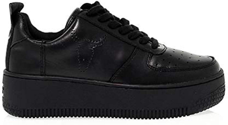 Windsor Smith scarpe da ginnastica Donna WINDRACERRN Pelle Nero | Negozio online di vendita  | Uomini/Donna Scarpa