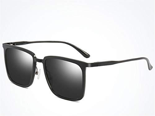 YINshop Die Sonnenbrille der Männer, Mode buntes HD polarisiertes Al-Mg-Metallvollformataußensport-Reiten, das Fischen fährt A