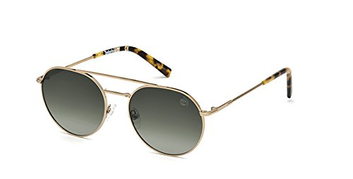 Timberland Unisex-Erwachsene Brillengestelle TB9158 32D 54, Gold (ORO\\Fumo Polar)