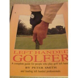 Left Handed Golfer por Peter Smith