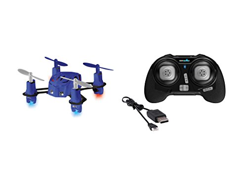 Revell RV23942 Mini Quadcopter Nano RC, Blu