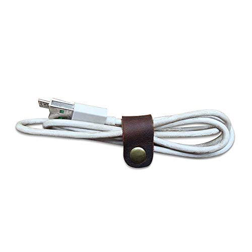 Zoom IMG-1 auricolare avvolgitore cavo fascette apple