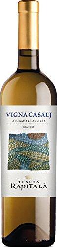 Tenute Rapitala' - Vino Vigna Casalj Alcamo Classico - 2014-1 Bottiglia da 750 ml