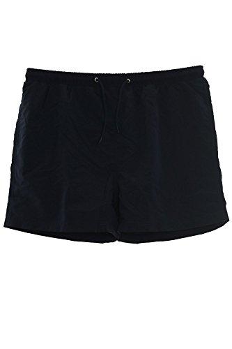 Kitaro Badeshort Badehose Herren Short Übergröße Plusgröße, Farbe:Marine (Navy);Herrengrößen:3 XL
