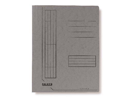 Schnellhefter Colorspankarton - für DIN A4, grau Schnellhefter · Beschriftungsfeld vorhanden · Material der Heftmechanik: Metall · kaufmännische Heftung und Behördenheftung · Werkstoff: Colorspankarton · Verwendung für Papierformate: DIN A4 · Farbe: dunkelgrün