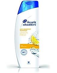 Head & Shoulders Anti-Dandruff Shampoo, Lemon Fresh Shampoo , 180ml