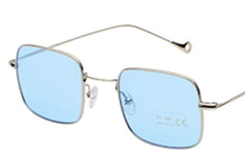Tclothing Männlich Steampunk Sonnenbrille Festival Fashion Blendfreie Brille Zum Nerd Rechteckig Sonnenbrillen HD Objektiv Brillen