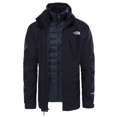 North Face M Mountain Light Triclimate Jacket Herren, Jacke, L, schwarz