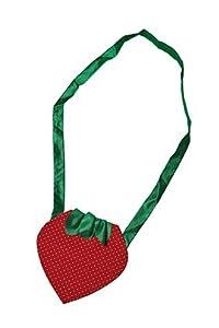 Rubies Sac à Main Fruits à la Fraise Accessoires pour Dames Costume pour Le Carnaval