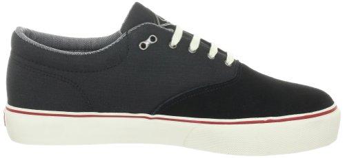 Emerica REYNOLDS CRUISER ALTAMONT 6107000126, Scarpe da skateboard uomo Nero (Schwarz (black/tan))