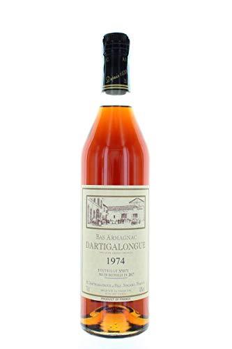 Cognac Bas Armagnac 1974 Mis En Bouteille 2013 70 cl H. Dartigalongue Et Fils =