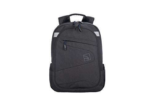 Tucano-Zaino Sportivo da Lavoro per pc da 13 e 14 Pollici e MacBook 13'. Tasche Imbottite per Laptop, Tablet e iPad. Backpack...