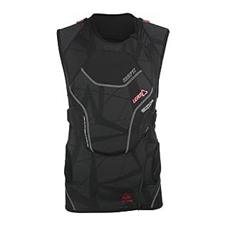 Leatt 3DF AirFit Lite Body Vest (Black, Large/X-Large) by Leatt Brace