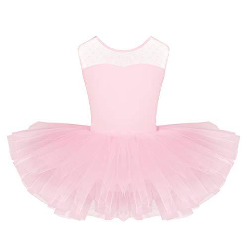 Iiniim Maillot Ballet Niña Tutú Vestido Braga Interior
