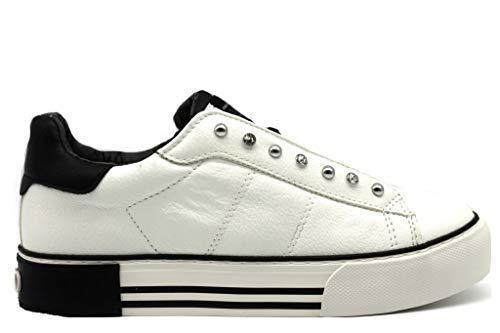 LIU-JO GIRL L3A4 20034 0193X028 Blanco Zapatillas Zapatos De Mujer Calzado  Cómodo - Blanco c3973161c25