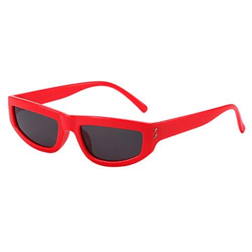 Vintage Polarisierte Sonnenbrille Unisex Vintage Eye Sonnenbrille Retro Eyewear Fashion Strahlenschutz verschiedene Farben