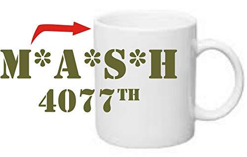 Ferromil MASH 4077 T-Shirt M*A*S*H 4077th M.A.S.H. #1 US Army Tasse Kaffeetasse Coffee Mug -