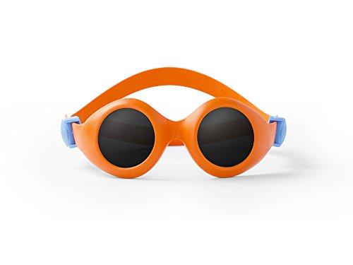 Pyke - BabyPyke - Lunettes de soleil - 3 à 36 mois - Mixte Fille / Garçon - Orange