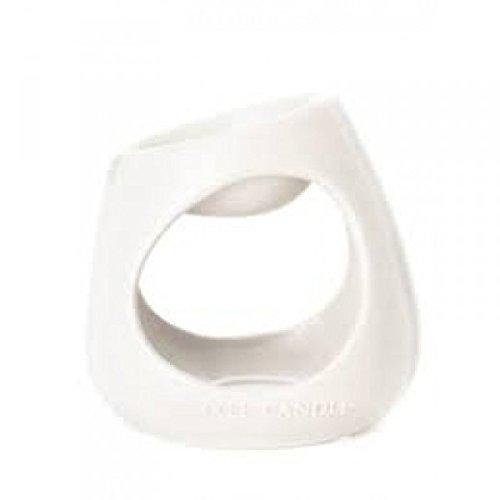 YANKEE CANDLE 1306084 Duftlampe, 14 x 14 x 13,50 cm, Keramik, weiß