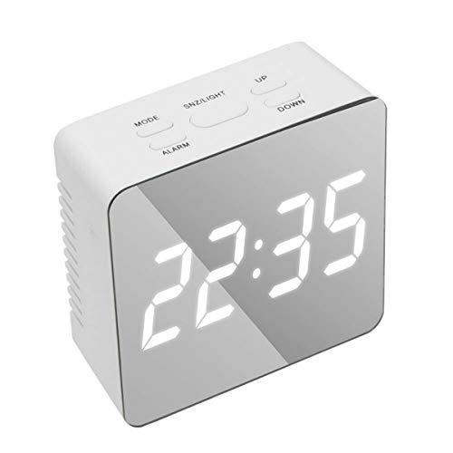 Kaever LED De Luz Nocturna Reloj Despertador Digital