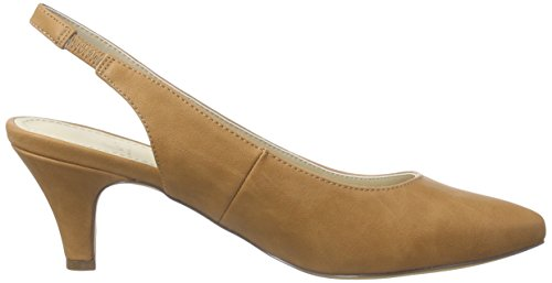Another Pair of Shoes Paline E1 - Scarpe con Tacco Donna Marrone (Mid Brown 21)