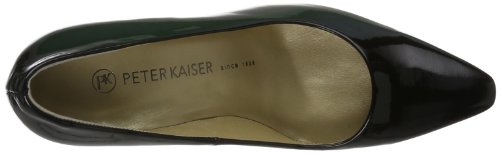 Peter Kaiser TOSCA, Scarpe chiuse donna Nero (Schwarz (SCHWARZ LACK 010 010))