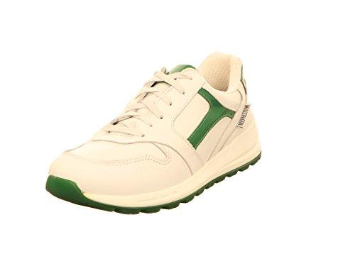 Mephisto  Cross White, Chaussures de ville à lacets pour femme Weiß