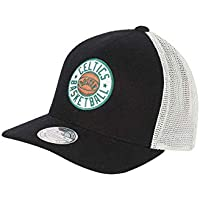 newest collection d385a 3e09a Mitchell   Ness Trucker Snapback Cap - HWC Boston Celtics